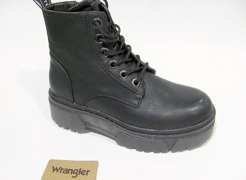 Lace Up Boot woman Wrangler 73325